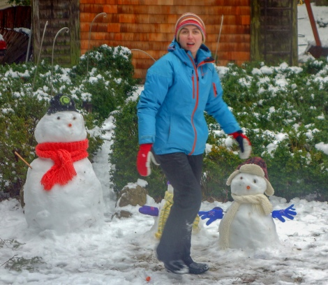 The snow-family mostly complete.